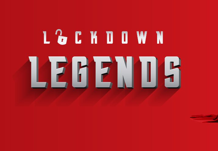 lockdown legends secondo classificato vincitore premio wrapping 3M Spandex